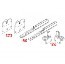 Pribor za jedna vrata do 60 kg soft model 1200