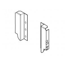 TANDEMBOX nosač stražnje stranice visina B silk bijeli