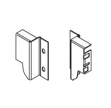 TANDEMBOX nosač stražnje stranice visina M sivi