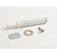 TIP-ON za vrata kratki svijetlo bijeli s magnetom